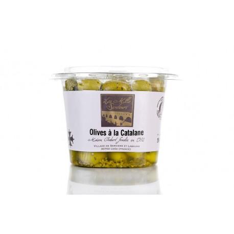Olive Vertes à la Catalane