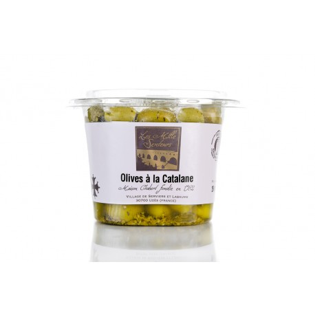 Olive Picholines Nature