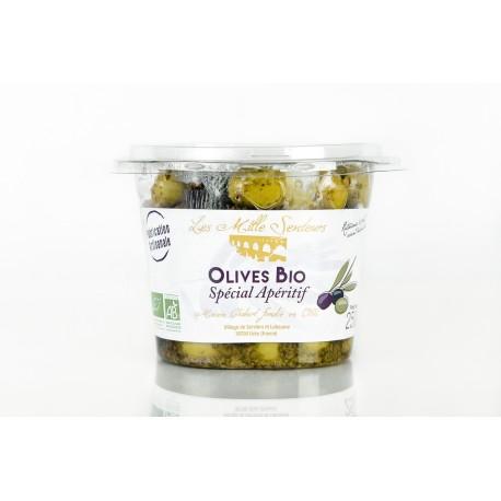Olives Sauce Escabèche